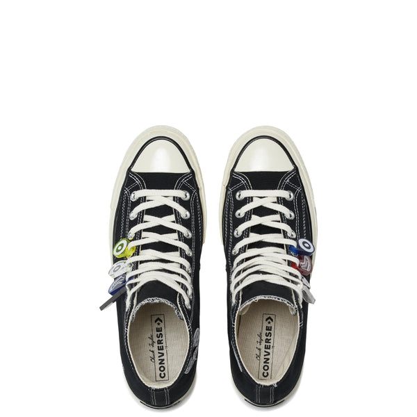 10 Corso Como X Converse Chuck 70 - High Top - Black - Sneakers - Harumio