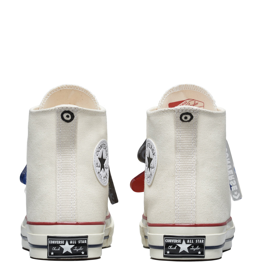10 Corso Como X Converse Chuck 70 - High Top - White - Sneakers - Harumio