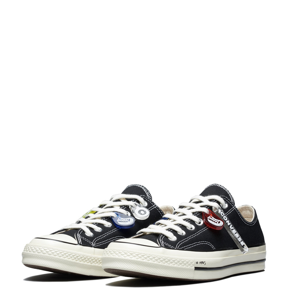 10 Corso Como X Converse Chuck 70 - Low Top - Black