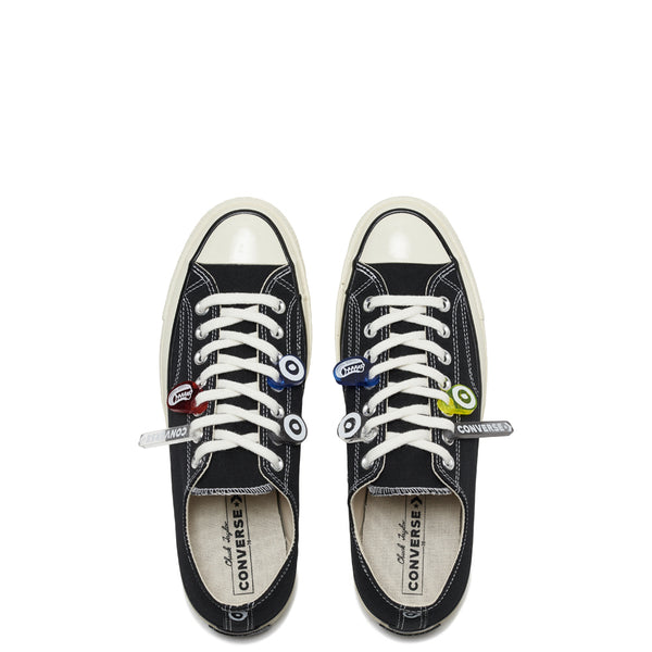 10 Corso Como X Converse Chuck 70 - Low Top - Black - Sneakers - Harumio