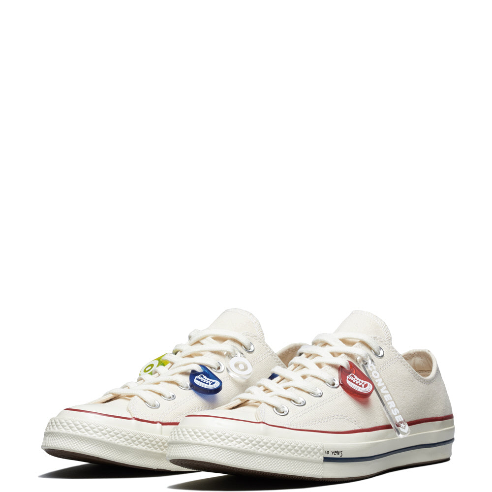 10 Corso Como X Converse Chuck 70 - Low Top - White