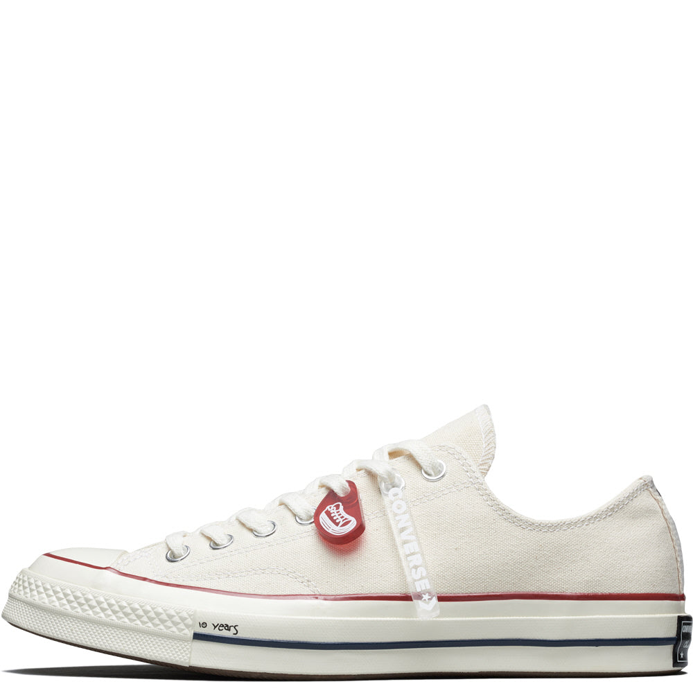 c88834f6162e 10 Corso Como X Converse Chuck 70 - Low Top - White. Converse. No reviews