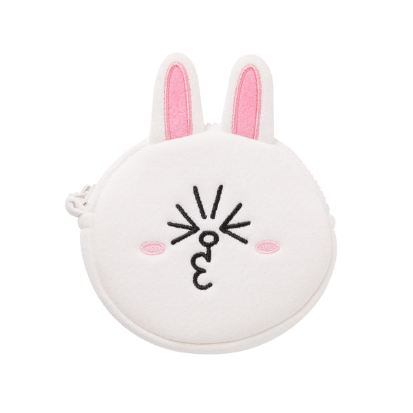 Line Friends - Cony Mini Coin Purse - Bag - Harumio