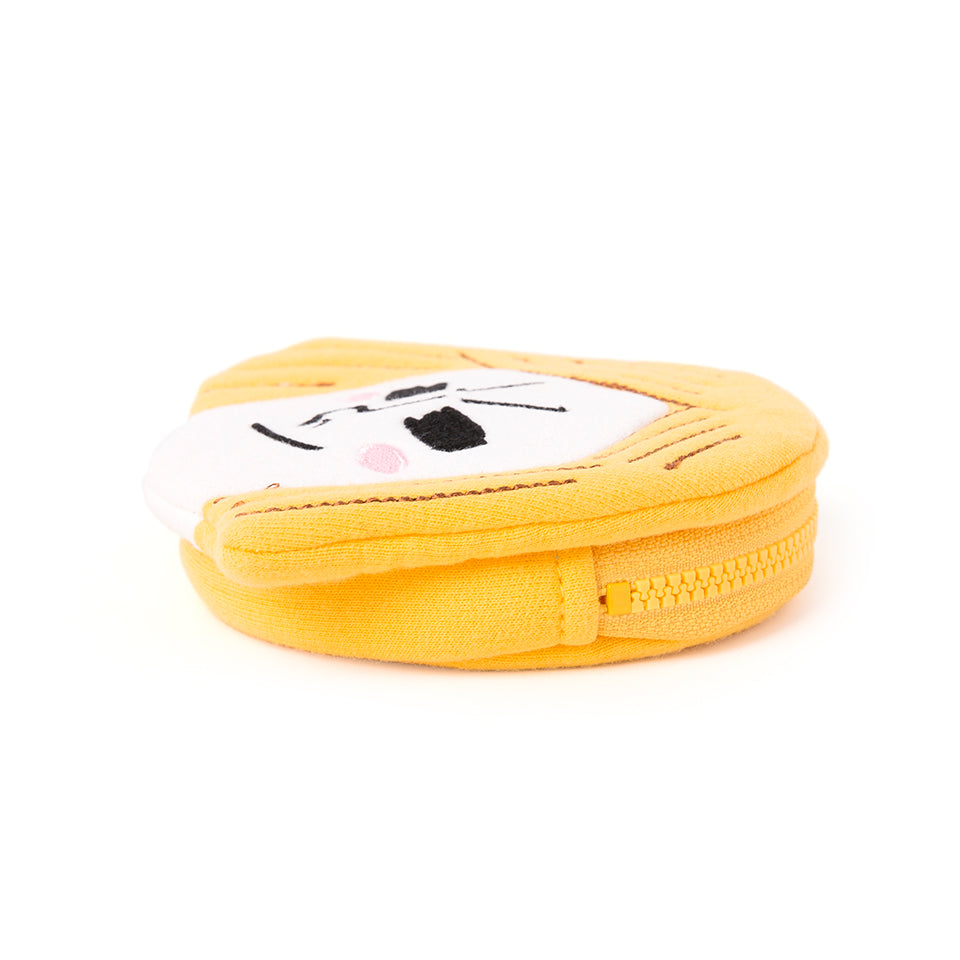 Line Friends - James Mini Coin Purse - Bag - Harumio