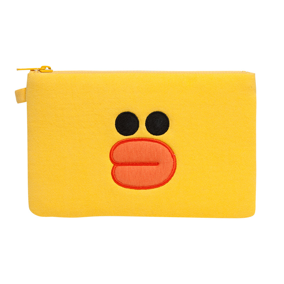 Line Friends - Sally Square Pouch - Bag - Harumio