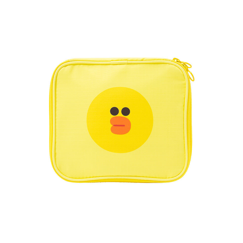 Line Friends - Sally Travel Pouch (S) - Bag - Harumio