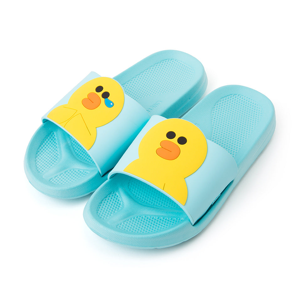 Line Friends - Sally Two Face Slipper