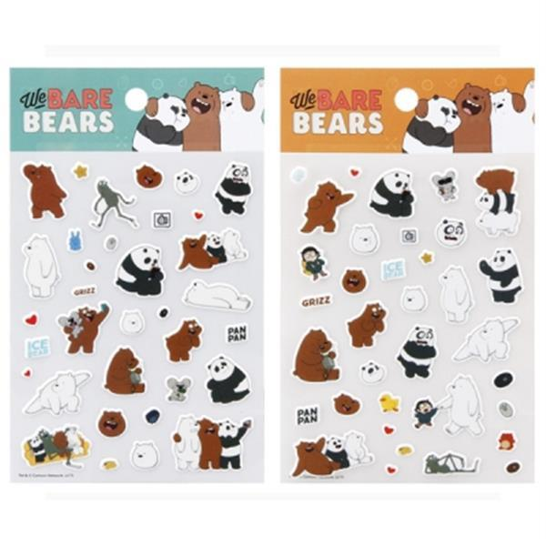 We Bare Bears - Casting Sticker