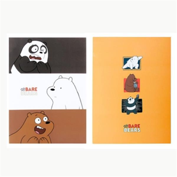 We Bare Bears -  Note