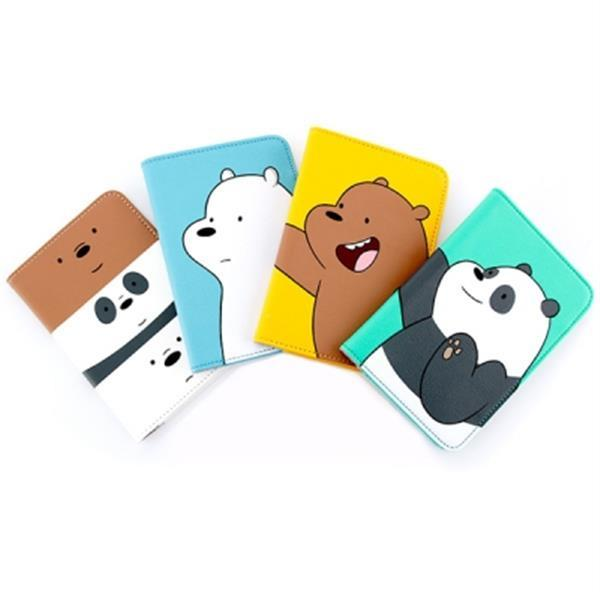 We Bare Bears - Passport Case