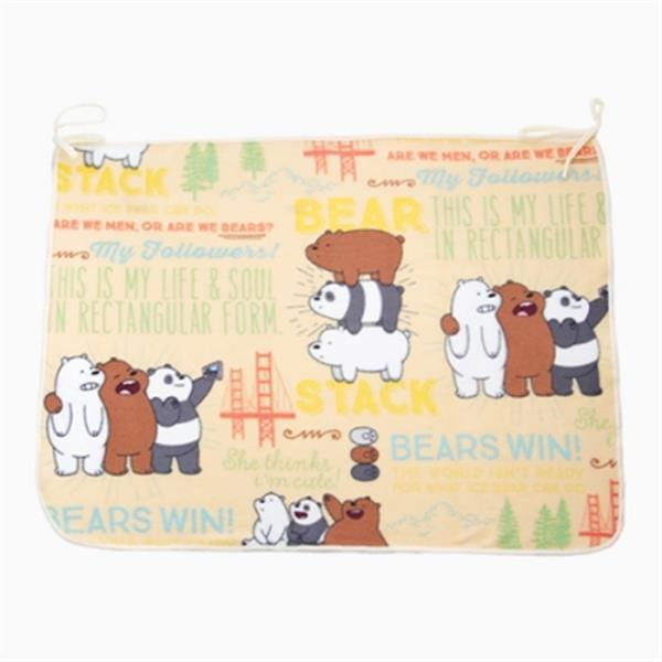 We Bare Bears - Knee Blanket