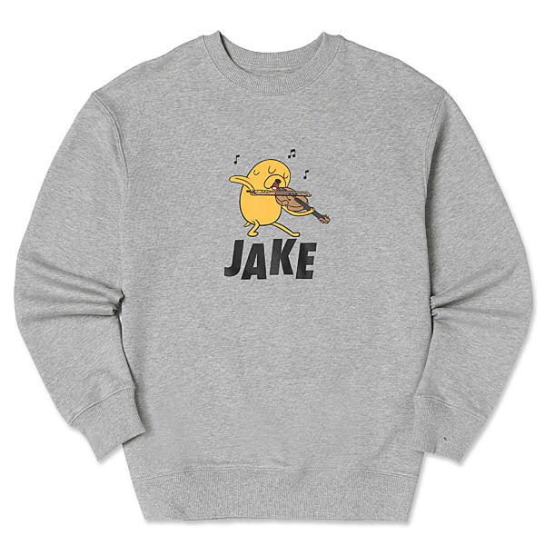 Adventure Time X SPAO Sweater Crewneck - Jake - Hoodie - Harumio