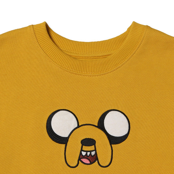 Adventure Time X SPAO Sweater Crewneck - Finn - Hoodie - Harumio