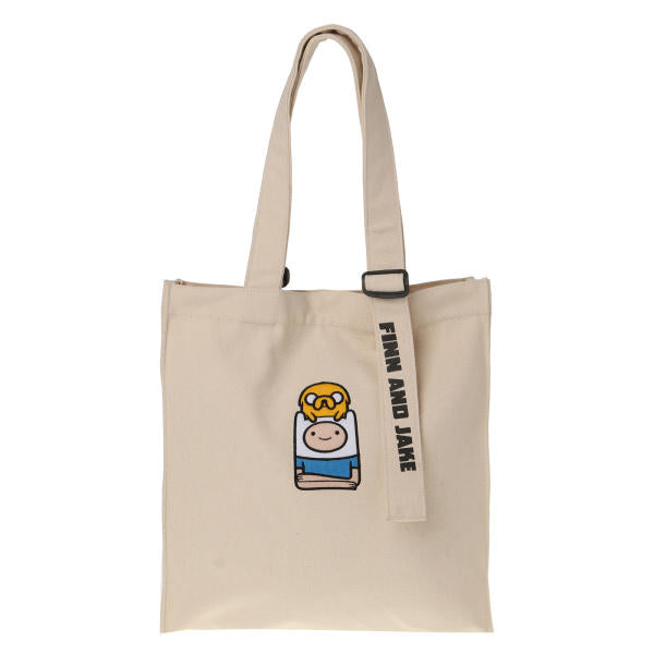 Adventure Time X SPAO Ecobag  - Finn & Jake - Eco Bag - Harumio