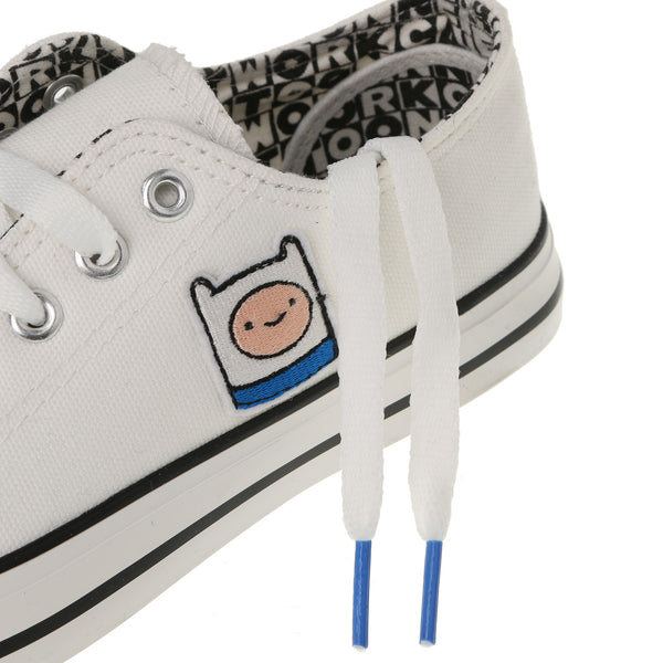 Adventure Time X SPAO  Campus Shoes - Finn - Sneakers - Harumio