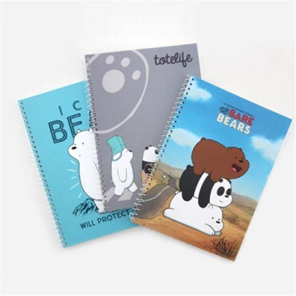We Bare Bears - Wireless Exercise Book