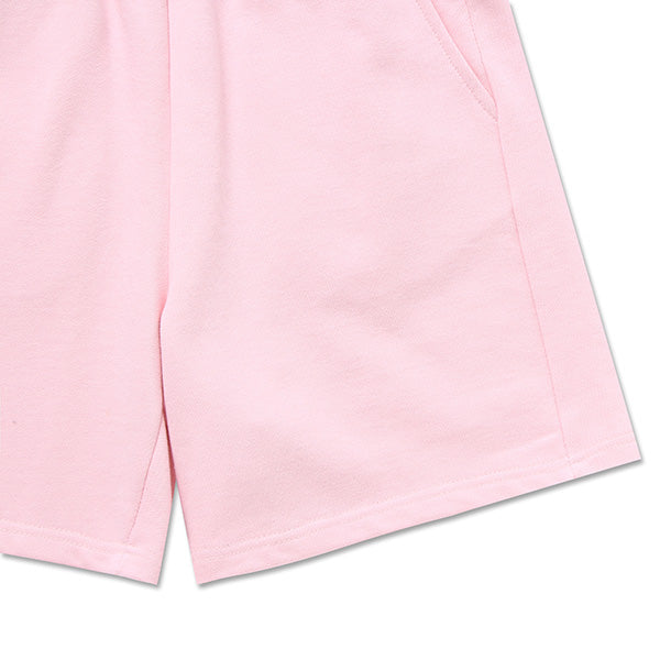 Adventure Time X SPAO - Colorful Set Up Pants - Light Pink - Pants - Harumio