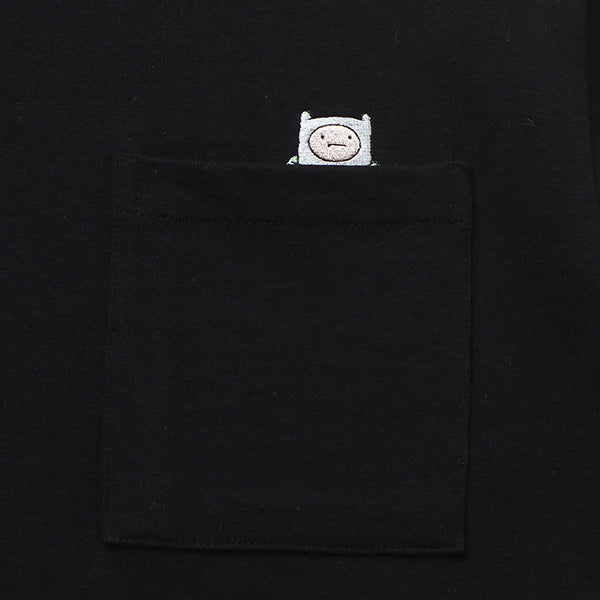 Adventure Time X SPAO - Pocket T- Shirt - Mix - T-Shirt - Harumio
