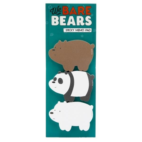 We Bare Bears - Sticky Notes
