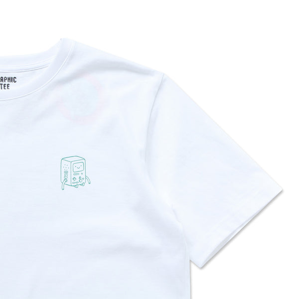 Adventure Time X SPAO - Daily T- Shirt - Off White - T-Shirt - Harumio