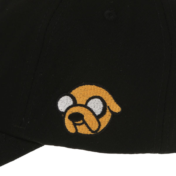 Adventure Time X SPAO  Cap - Black - Hoodie - Harumio