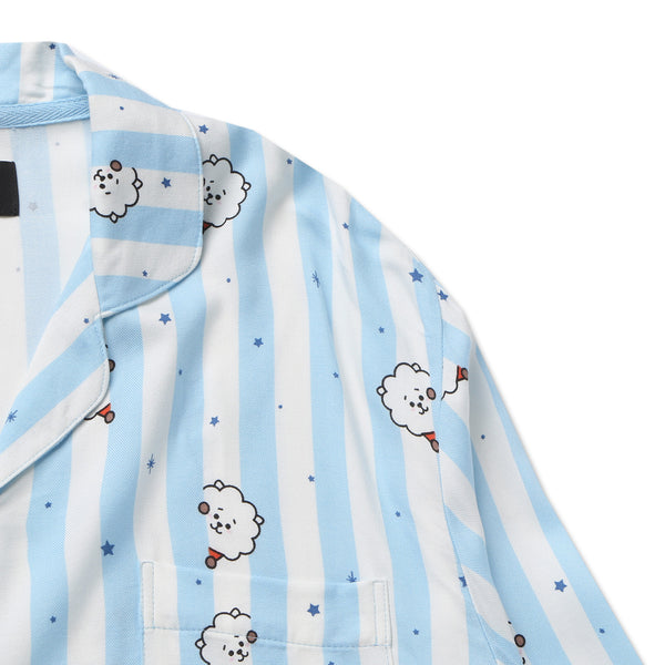 BT21 x Hunt Innerwear - Pajamas Set - RJ - T-Shirt - Harumio