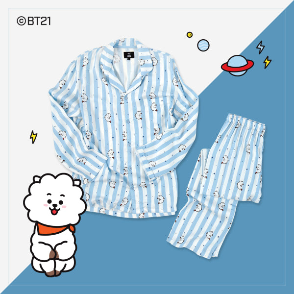 BT21 x Hunt Innerwear - Pajamas Set - RJ