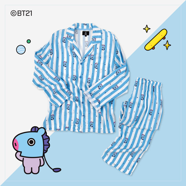 BT21 x Hunt Innerwear - Pajamas Set - Mang - T-Shirt - Harumio