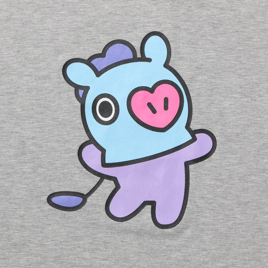 BT21 x Hunt Innerware - NightWear T-shirt - Mang - T-Shirt - Harumio