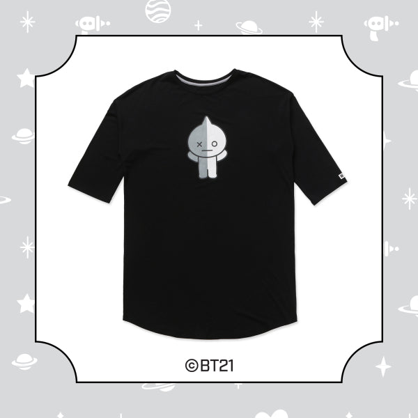 BT21 x Hunt Innerware - NightWear T-shirt - Van - T-Shirt - Harumio