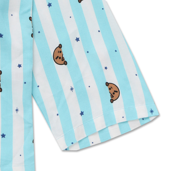 BT21 x Hunt Innerwear - Pajamas Set - Shooky - T-Shirt - Harumio