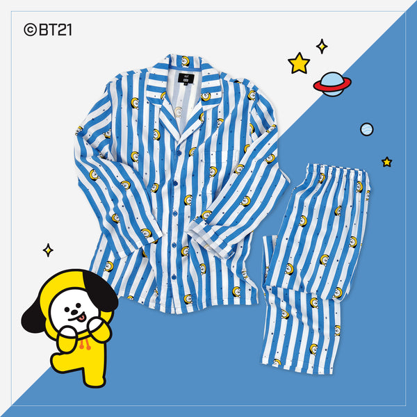 BT21 x Hunt Innerwear - Pajamas Set - Chimmy - T-Shirt - Harumio