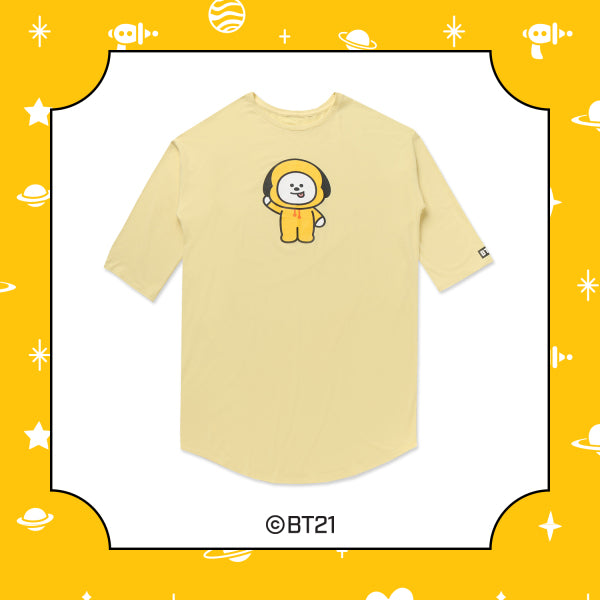 BT21 x Hunt Innerware - NightWear T-shirt - Chimmy - T-Shirt - Harumio