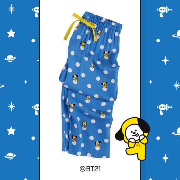 BT21 x Hunt Innerwear - Woven Pants - Chimmy