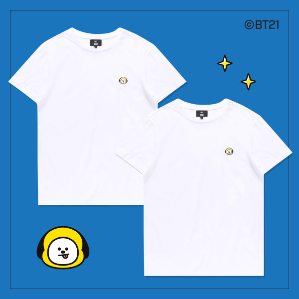 BT21 x Hunt Innerware - 2 T-shirt - Chimmy - T-Shirt - Harumio
