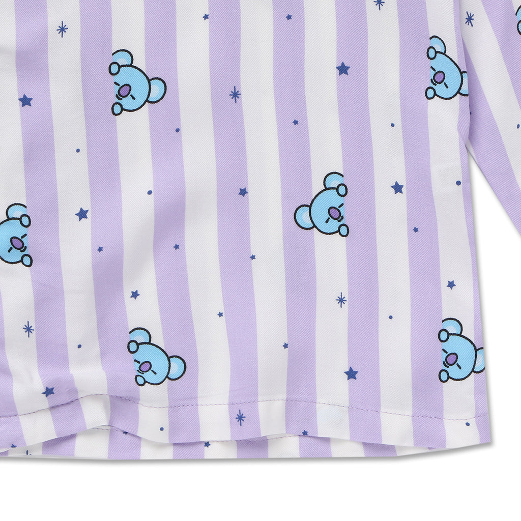 BT21 x Hunt Innerwear - Pajamas Set - Koya - T-Shirt - Harumio