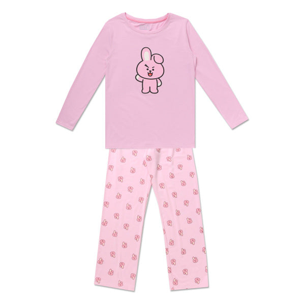 BT21 x Hunt Innerwear - T-Shirt Pajama Set - Cooky