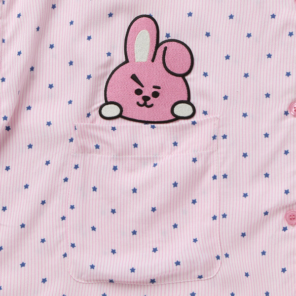 BT21 x Hunt Innerwear - One Piece Pajama - Cooky