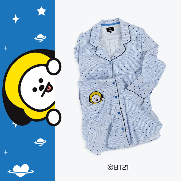 BT21 x Hunt Innerwear - One Piece Pajama - Chimmy