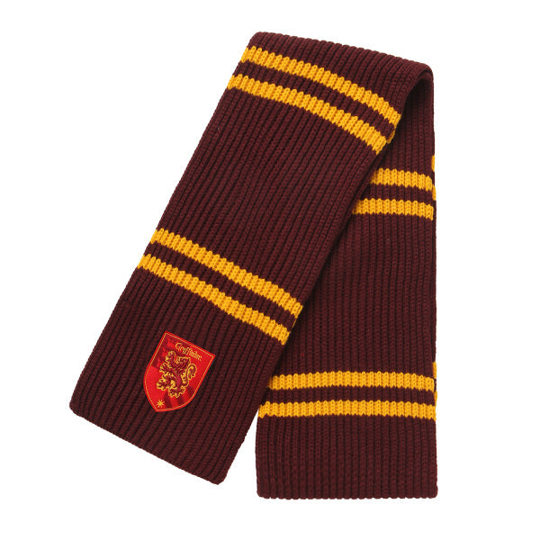 SPAO x Harry Potter - Hogwarts House Color Stripe Scarves