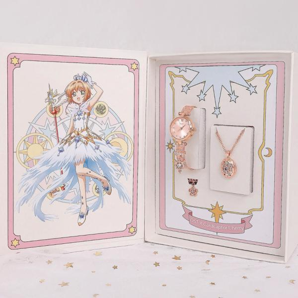 OST x Cardcaptor Sakura - Clear Card Edition Set