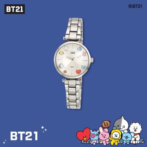 BT21 x  OST - Jewelry Collection