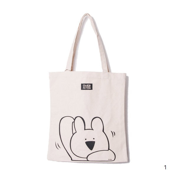 Overaction Bunny - Ecobag