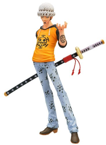 Official One Piece Figure - D Prcie Change of Generation Trafalgar Law - Figures - Harumio