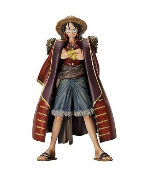 Official One Piece Figure - DX The GrandLine Man Vol.3 Monkey D Luffy