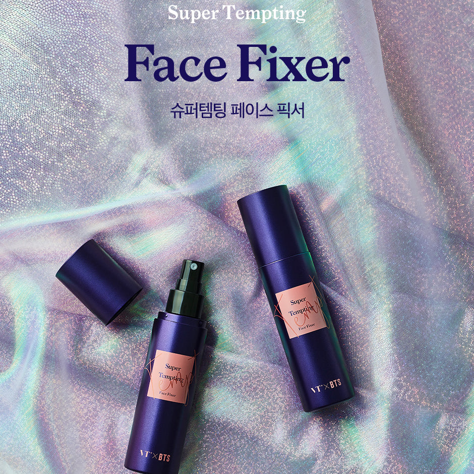 VT x BTS - Super Tempting Face Fixer