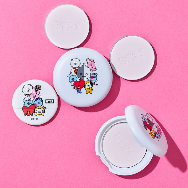 BT21 x VT - Art In Blur Pact
