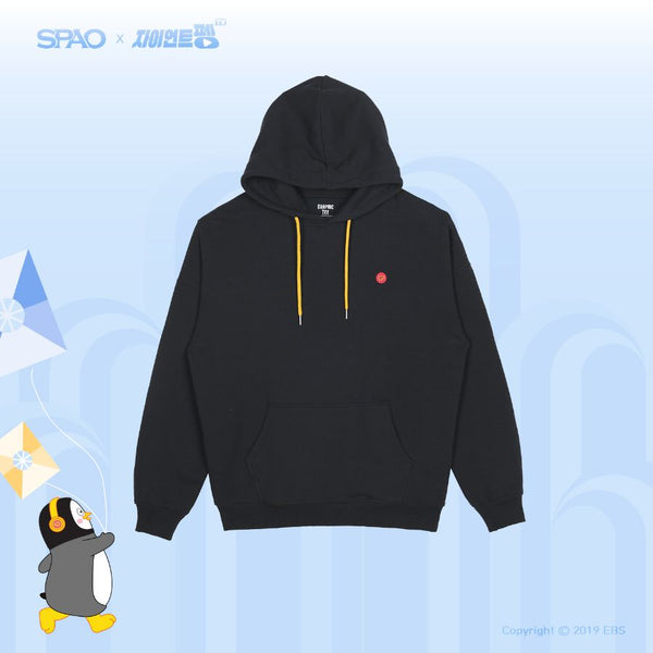 SPAO x Pengsoo - Hooded Sweater