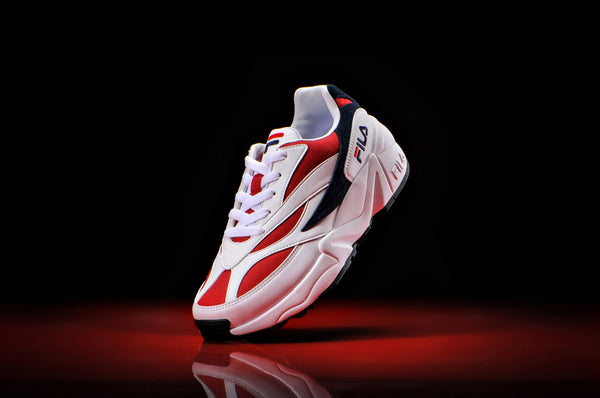 Fila Venom 94  -  Red - Sneakers - Harumio