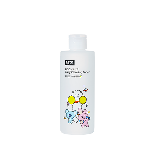 BT21 x TN - AC Control Daily Clearing Toner